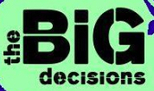 big decisions badge